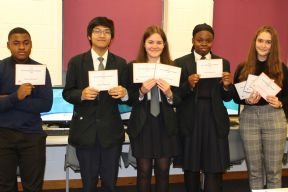 LVA Maths Success!