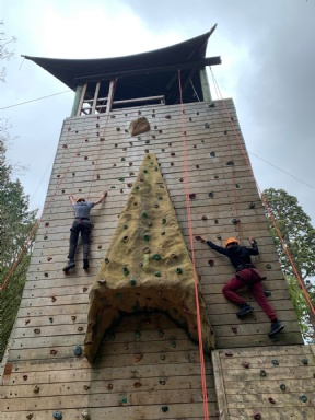 Yr9 Green Park Activity Centre Residential Trip