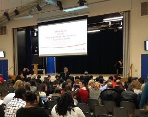 Enfield High Achievers� Evening 2018