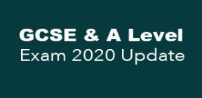 GCSE and A Level Exam 2020 update